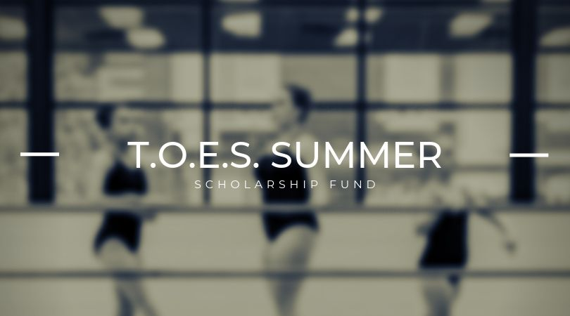 TOES SUMMER SCHOLARSHIP FUND-south ga ballet