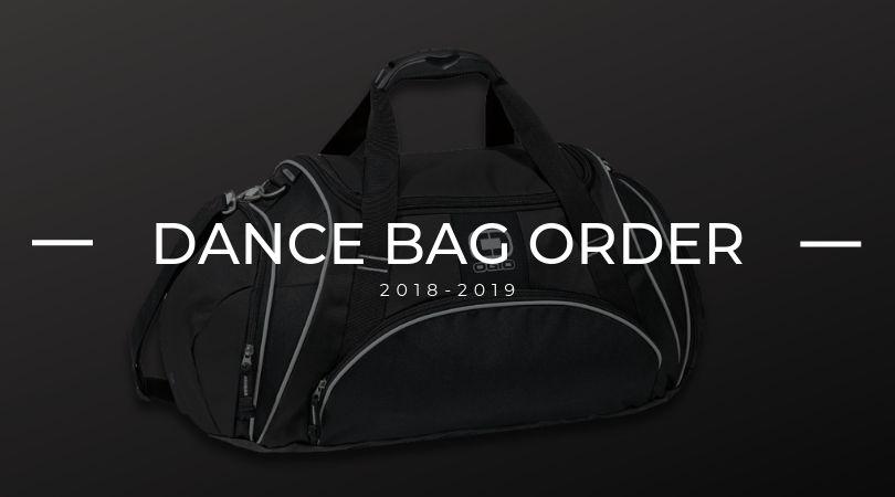 dance bag order form-south ga ballet