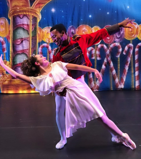 Jewell and David-nutcracker tile home-south ga ballet